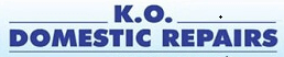 KO Domestic Repairs Logo