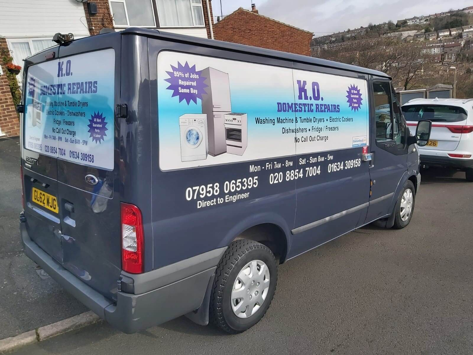 KO Domestic Appliance Repairs Service